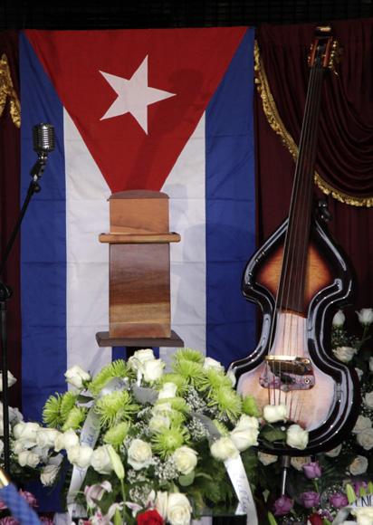 Cuba despide a Juan Formell. Foto: Ismael Francisco/ Cubadebate.
