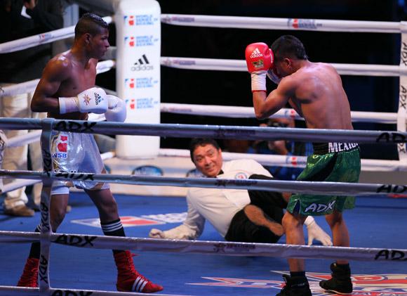 Los Domadores de Cuba ganaron la Serie Mundial de Boxeo. Foto: Ismael Francisco/ Cubadebate.