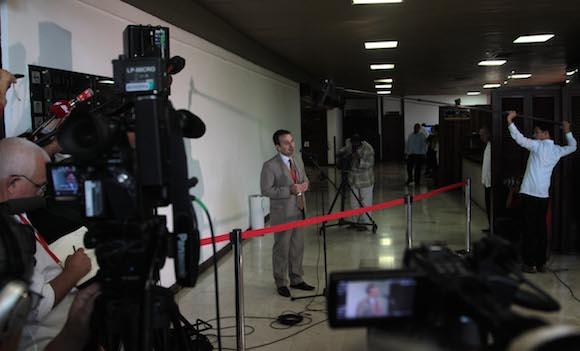 Gustavo Machín. Foto: Ismael Francisco/ Cubadebate