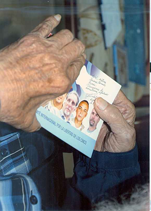 Encuentro de Fidel Castro con Randy Perdomo132