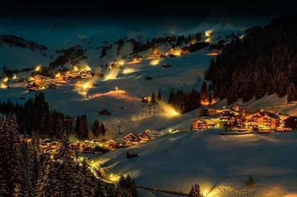 Damüls es un municipio y popular complejo turístico en el distrito de Bregenz en el austríaco estado de Vorarlberg