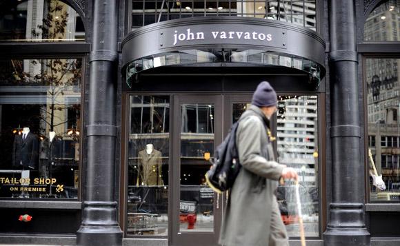 El modista de lujo John Varvatos abrió el viernes una tienda en el centro de Detroit. Foto: Tomado de El País.