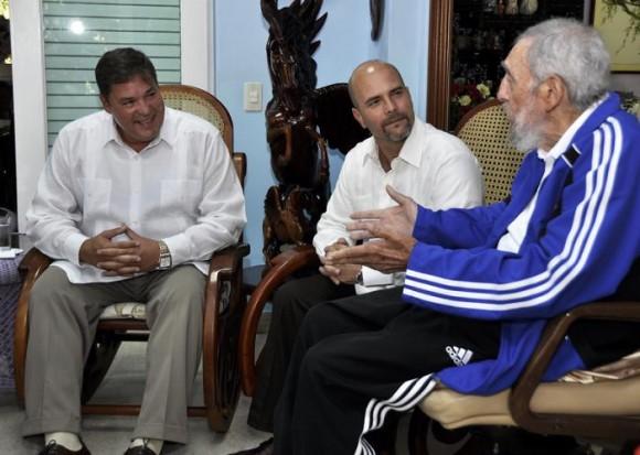 Fidel y los cinco 4