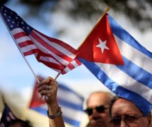 banderas cuba estados unidos