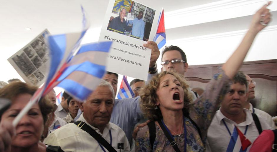 Cuba se retira del encuentro con los Jefes de Estado que cierra Foro de la Sociedad Civil (+ Declaración)
