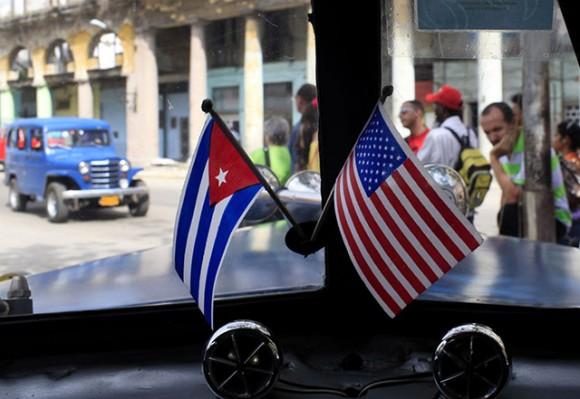 Imágenes como estas pueden observarse luego del 17 de diciembre pasado. Foto: Franklin Reyes/AP
