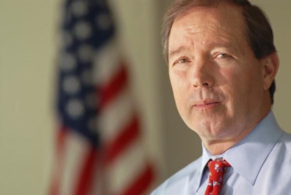 Senador demócrata Tom Udall.