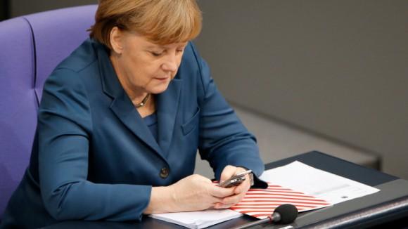 Angela Merkel. Foto: Reuters.