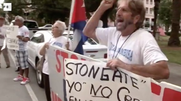 Foto: Imagen tomada del video de la agencia EFE, en Youtube