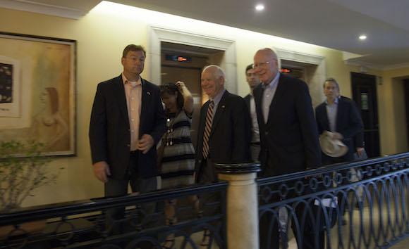 Senadores de EEUU. Foto: Ismael Francisco/ Cubadebate