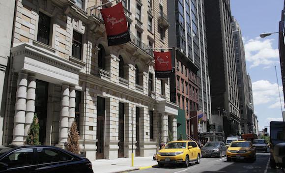 1880 8/01 Martí tiene 26 años cuando se radica en Nueva York. Vive en la casa de Manuel Mantilla en la calle 29 número 51 Este. Foto: Ismael Francisco/ Cubadebate