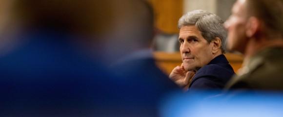 El Secretario de Estado John Kerry. Foto: AP