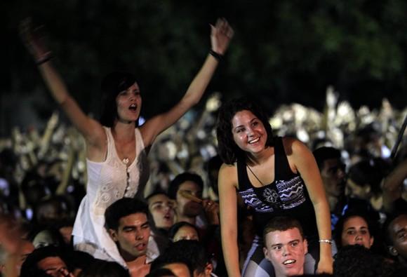 Cubanas. Foto: Ismael Francisco/ Cubadebate