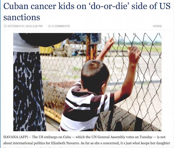 cancer bloqueo