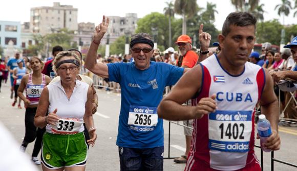 Marabana 2015. Foto: Ismael Francisco / Cubadebate.