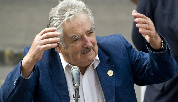 Jose Mujica en Cuba. Foto: Archivo de Cubadebate