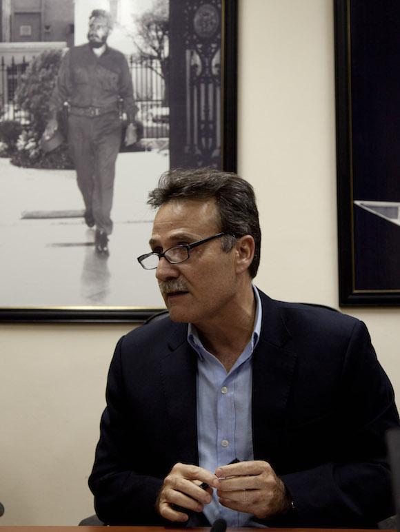 El encuentro en Washington se desarrolló en un clima constructivo,  dijo el subdirector de EEUU de la Cancillería cubana. Foto: Ismael Francisco/ Cubadebate
