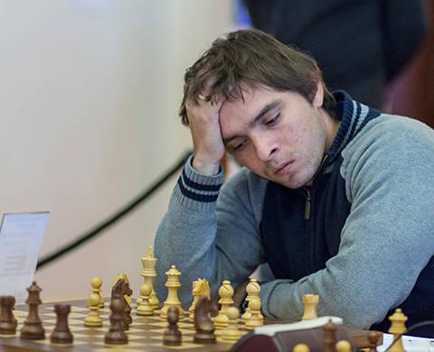 Lázaro Bruzón. Foto tomada de Chessbase