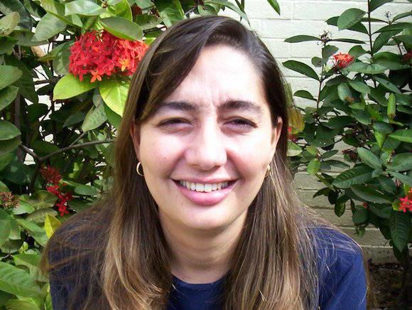 La Dra. Olga Rosa González Martín.