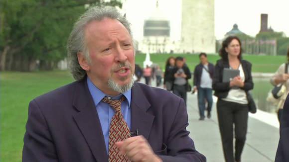 Peter Kornbluh en Washingto DC.