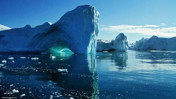 Científicos pronostican deshielo récord en el Ártico. Foto: Archivo.