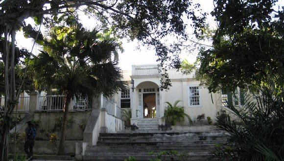 Finca Vigía. Foto: Cubadebate