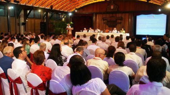 Se desarrolla en La Habana la reunión de Avanzadas de la VII Cumbre de la AEC. Foto tomada de CubaMinrex.