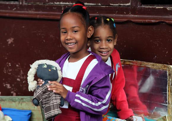 Niños en Cuba. Foto: Ismael Francisco/ Cubadebate