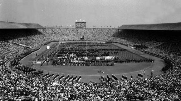 Londres 1948. Foto tomada de ABC.es
