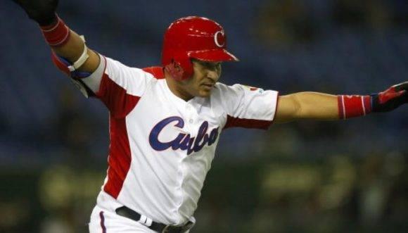 Cepeda en el Clásico del 2013. Foto: Archivo de Cubadebate