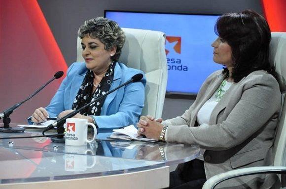Deborah Rivas, Directora de Inversión Extranjera del MINCEX. Foto: Roberto Garaycoa/ Cubadebate.