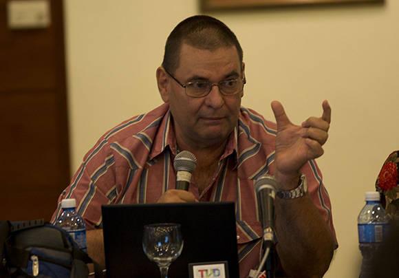Justo Gervacio Moreno García, director general de Radiocuba. Foto: Ismael Francisco/ Cubadebate.