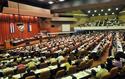 La Asamblea Nacional del Poder Popular en Cuba