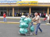 Exiliados cubanos llegan de visita a la Isla