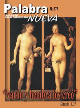 Portada de 'Palabra Nueva', No.175