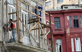 Reparación de vivienda en La Habana
