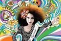 La cantante cubanoamericana Gloria Estefan en la portada de uno de sus discos compactos