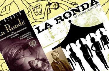 La ronda es una obra que presenta un juego escénico que nos enfrenta a la doble moral del ser humano en todos los tiempos y en diferentes clases sociales. Ilustración tomada de El Correo de Cuba