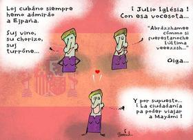 Ciudadana, caricaturas de Garrincha
