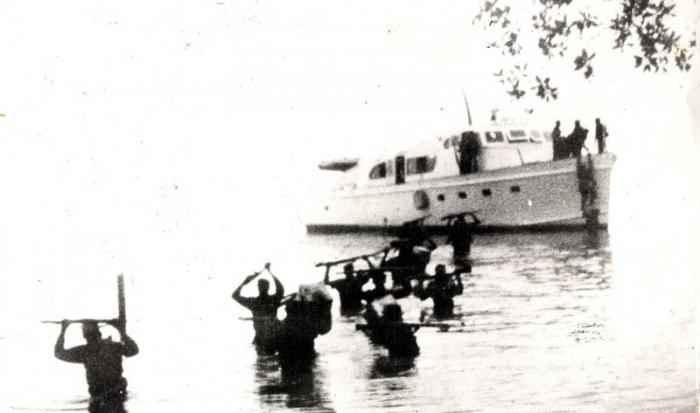 Yacht Granma Progetto CubainformAzione
