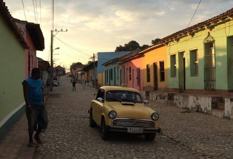En film fra Cubas hverdagsliv.