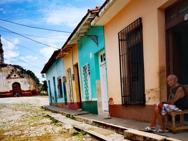 Gatelangs i Trinidad
