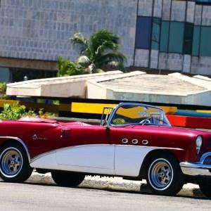 Classic Convertible Havana