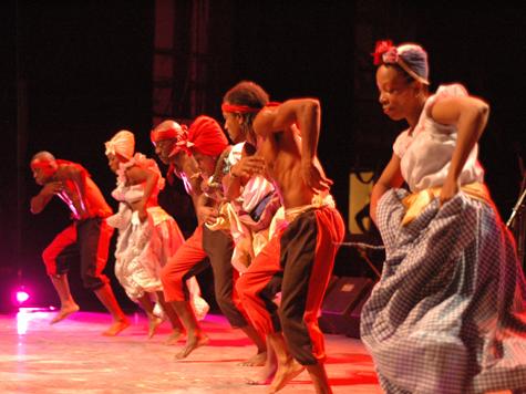 Afrocuban Dance Havana