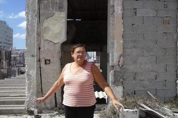 Martha vive aquí desde 1958