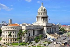 El Capitolio de La Habana (foto tomada de Internet)
