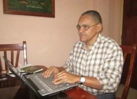 Jorge Olivera Castillo, escritor y periodista independiente, ganador de la edición 2014 (foto tomada de Internet)