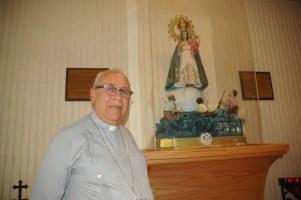 Monseñor Jorge Serpa, obispo de Pinar del Río (foto tomada de Internet)