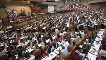 VII Congreso del PCC (foto: Telesurtv)
