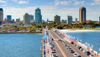 Saint Petersburg, Florida, es un candidato fuerte para el primer consulado cubano en EE.UU. (bestofpicture.com)